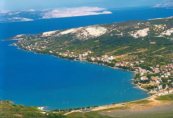 Pag sziget, Stara Novalja